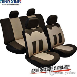 Wholesale DinnXinn 111061F9 Nissan 9 pcs full set Genuine Leather pet seat cover for cars supplier China