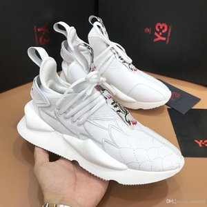 high quality Mens shoes y-3 Sneakers kaiwa Shoes y3 runner sneaker fashion platform shoes