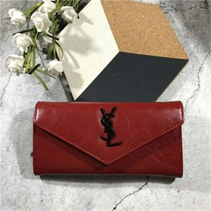 New Fashion men women handbags ladies wallet Good quality Leather Unisex Clutch Bags HY508620 Lady Wallet