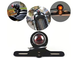 Wholesale Motorcycle Motorbike LED Tail Light Break Stop Lamp for Harley Super Bright Improve the Driving Safety