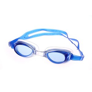 Wholesale Mirrored Swim Goggles Silicone Seal Swimming Goggles Diving Glasses UV Protection Anti fog Anti shatter Waterproof
