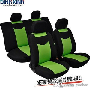 Wholesale DinnXinn 110292F9 Nissan 9 pcs full set PVC leather car set cover seat protector manufacturer China