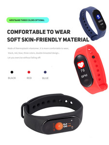 Wholesale FREE extral straps color options online selling wearable smart wristband blood pressure support various languages USB charger