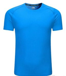 Top quaity 2020 2021 Men's sports casual shirts Compression Fitness Tights Blank Tops breathable shirts S-XXL
