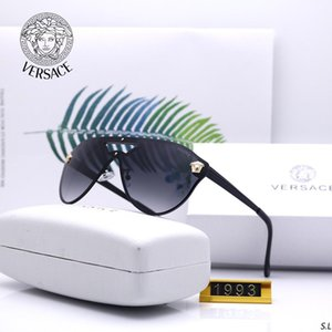 Summer style italy brand medusa sunglasses half frame women men brand designer uv protection sun glasses clear lens and coating lens sunwear
