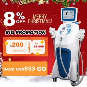 Wholesale Velashape laser for weight loss Infrard Laser face lifting improved skin tone Vacuum therapy weight loss machines