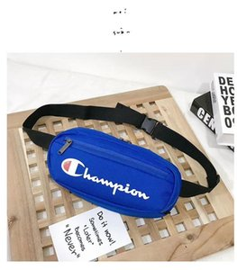Champions Brand Design Chest Bag Men Women Fanny Pack Unisex Oxford Crossbody Bags One Shoulder Mini Bag Travel Shopping Waist Bag C7906