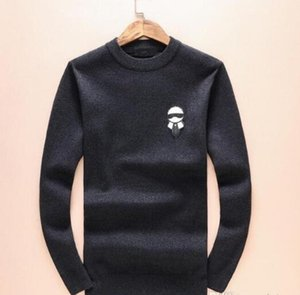 Men's pullovers designer Sweater Men O-neck Casual knitting Jumpers Sweaters Mens Long Pullovers Famous Brand Women sweater XL on Sale