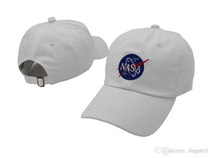 Wholesale NEW Fashion rare I NEED MY SPACE NASA Meat Ball ovo Embroidered Cotton dad hat snapback Baseball cap casquette