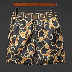 19ss designers Letter print Board Shorts Mens boardshort Summer Beach surf Shorts Pants High-quality Men Swim Shorts6688