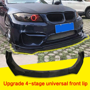 Wholesale spoiler cars for sale - Group buy New Adjustable Universal Car Front Bumper Splitter Lip Body Kit Spoiler Diffuser Lip For BMW For Benz Audi VW Subaru Honda