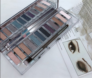 Wholesale smoky palette 12 for sale - Group buy Makeup NUDE Smoky Eyeshadow Palette Color Eyeshadow Palette DHL
