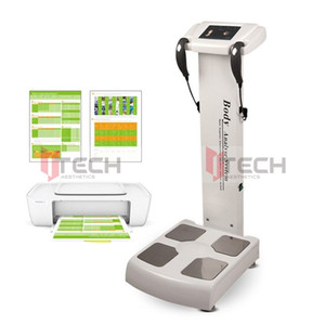Body Scan Analyzer for Fat Test Machine Health Inbody Body composition Analyzing Device bio impedance elements analysis Equipment