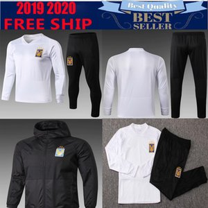 Wholesale New Tiger Home tracksuit Soccer Jersey UANL Away Blue Shirt Mexico Club Football Uniform Sales traning suit