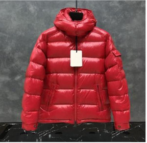 Wholesale 2019 New Luxury Designer winter jacket Parkas for men comfortable soft material down casual canada winter down coat size