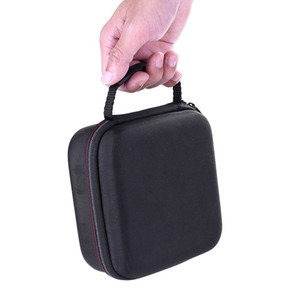 Wholesale Mesh Carrying Case Mouse Storage Waterproof EVA Pouch Anti Lightweight Zipper Gaming Hand Bag Travel Portable Protection