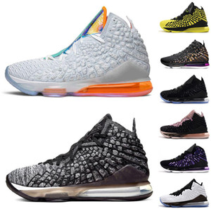 Wholesale Lebron james mens basketball shoes Lebron s Future black white yellow purple Kids mens Lebrons LBJ sports sneakers trainers