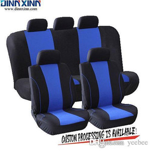 Wholesale DinnXinn BS025 BMW 9 pcs full set Jacquard baby car seat cover with zipper trading from China