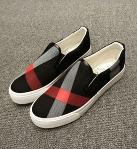 Wholesale Loafers women casual shoes summer autumn fashion brand breathable canvas shoes lazy slip on womens shoes women flat espadrille