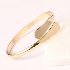 Open Copper Bracelet Fashion Decoration Women Gift Preresent Accessory on Sale