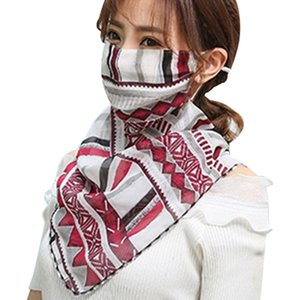 Wholesale New Face Neck Full Breathe Freely Summer Sunscreen Thin Pallium Driving Anti uv Mask Scarves Masks Riding Outdoor For Women Pro