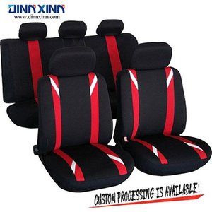 Wholesale DinnXinn 111111F9 Lexus 9 pcs full set velvet plastic car seat cover Export from China