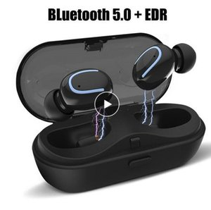 Wholesale New arrival One piece Q13 TWS Wireless Headphones Earphone Bluetooth Mini True Stereo In ear Earbuds With HD Mic For Sam Xiaomi iPhone