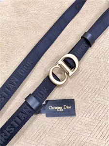 Wholesale 2019s Brand Designer New listing Fashion Woman DC canvas belts for woman strap men Jeans dress casual belt girl gifts
