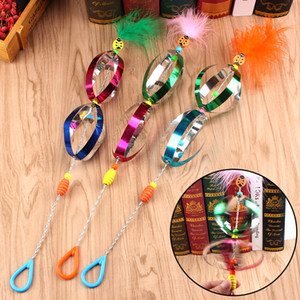 Wholesale Happy Turning Toy Baby Plastic Cement Wind Spinner Interesting Windmill Popular Hot Selling With Different Color hp J1