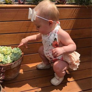 Wholesale Cute Toddler Newborn Baby Girl Tutu Skirt Headband Photo Prop Costume Outfit Lovely Baby Lace Floral