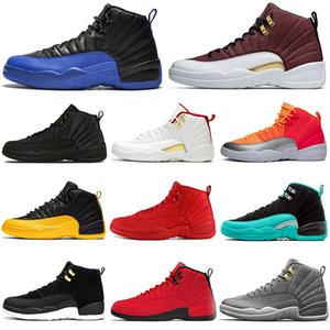 Wholesale 2020 s men basketball shoes Game Royal ball Hot Punch Gym red black white University Gold Bulls outdoor mens trainers sports sneakers