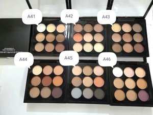 HOT New Makeup EyeShadow Palette 9 color Eye Shadow 0.8g Free shipping