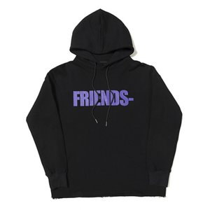 Vlone Hoodie Vlone Fashion Men Women Stylist Hoodies High Quality Blue Orange Purple Mens Stylist Hoodies Size S-XL