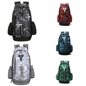 Wholesale Famous Brand Basketball Backpack Mens Designer Backpack Men Women Outdoor Sport Backpack High Quality Students School Bag