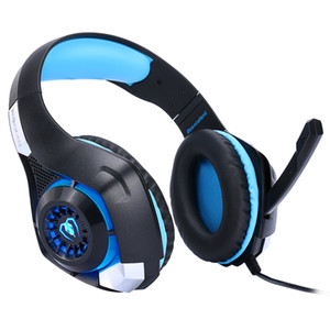 Beexcellent GM - 1 head-mounted ps4 game headphones adjustable resistance to dry dazzle light with a microphone amazon To report this produc on Sale