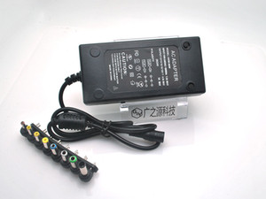 96W Universal Laptop Power Supply 12-24V Switching Adapter Charger for Most Brand Notebook Easy to shift output voltage