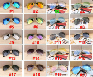 brand Sunglasses Europe and US hot sunglasses, sport cycling eye sunglasses for men fashion dazzle colour mirrors glasses frame sunglasses