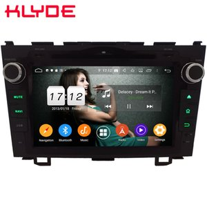 Wholesale Klyde IPS G Android Octa Core GB GB ROM DSP BT Car DVD Player Radio Stereo GPS Glonass For Honda CRV CR V