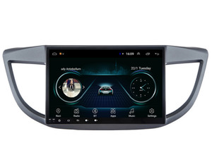 Wholesale Android car radio with precise GPS navigation multi touch screen lossless music excellent bluetooth for Honda CRV CR V inch