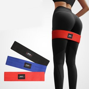 Wholesale Resistance Hip Bands Exercise Bands For Booty Thigh Glutes Soft Non-slip Training Loop Circle