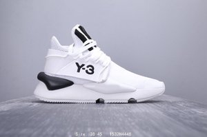 Wholesale 2019 Men Sneakers Y3 Kaiwa Chunky Casual Shoes Y Chunky Sports Sneakers Training Casual Shoes For Men With Box