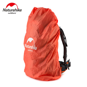 Wholesale NatureHike Bag Cover Waterproof Rain Cover For Backpack Travel Camping Hiking Cycling School Backpack Luggage Bags Dust Covers