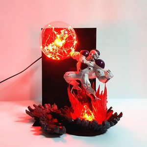 Wholesale Ball Action Figure Freeza Frieza Led Lamp Model Toys Anime Ball Super Figurine Freezer DBZ Esferas Del Dragon Dragon