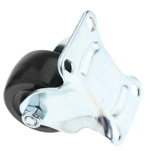 Wholesale casters brakes resale online - Heavy Duty Swivel Caster Wheels Top Plate with Brake