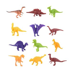 Cheap Glow-in-the-Dark Toys 10pcs Glow in The Dark Dinosaurs Decals Kids Room Window Wall Ceiling Luminous Stickers on Sale