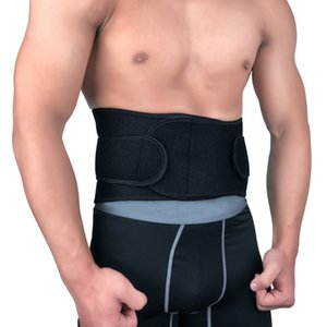 Wholesale Elastic Waist Support Brace Wrap Belt Compression Ajustable Pain Relief Waist Protection Supporter For Gym Fitness Sports Safety