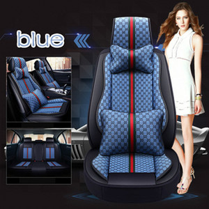 Wholesale Summer new type colorful Car mat four season general all clusive car interior accessories full set car seat cover