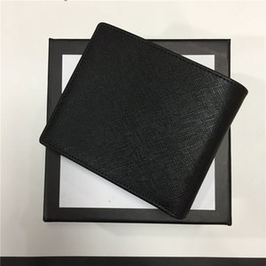 Wholesale Designer Tote Wallet Real Genuine Leather Luxury Men Short Wallets for Women Men Snake Bee Tiger Wolf Coin Purse Clutch Bags with Box z007