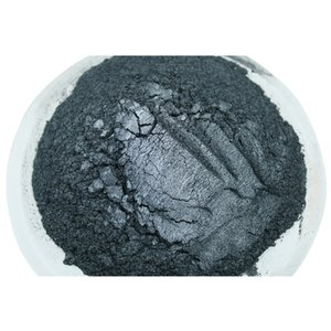 Wholesale Hot sale g Silver Black Pearl Powder Colorful Mica Pigment for Decorating Eye Shadow Nail Polish Lipstick