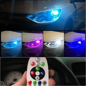Wholesale 2x T10 W5W LED Car Lights LED Bulbs Led Lamp V For Honda Civic Accord Crv Fit Jazz City Hrv Cr v Spoiler Element Insight MDX